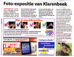 Expositie in de Echo